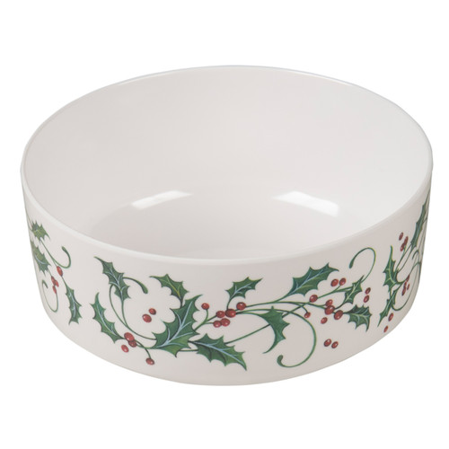 Melamine Cereal Bowl Garland