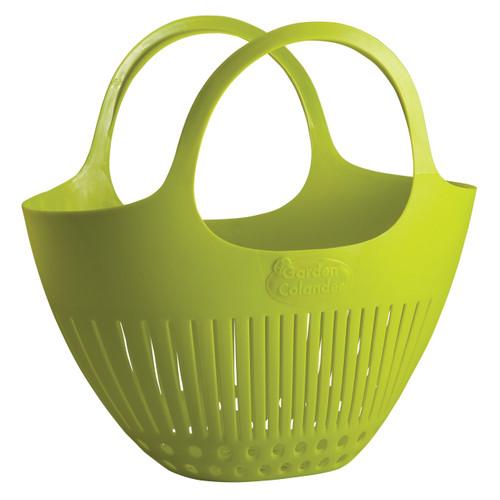 Green Garden Colander