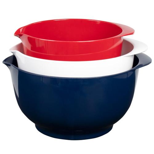 Melamine Mixing Bowls - July 4th