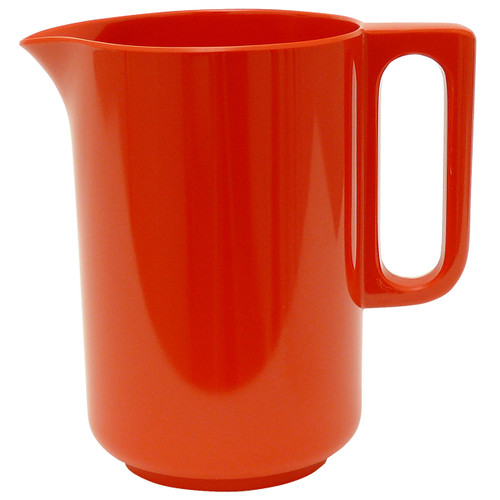 Melamine Pitcher red
