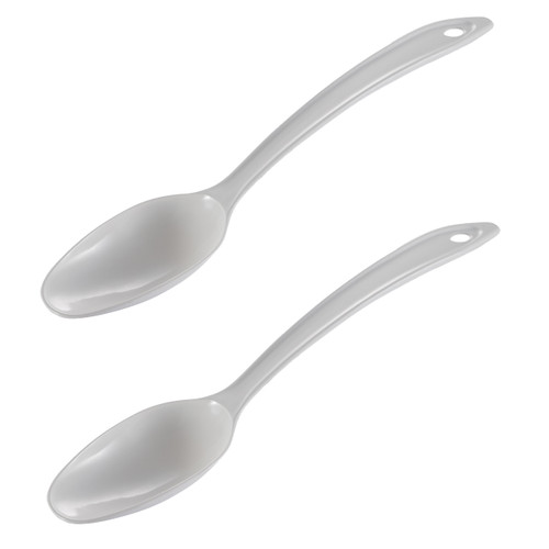 Hutzler Nylon Spoon Set, white