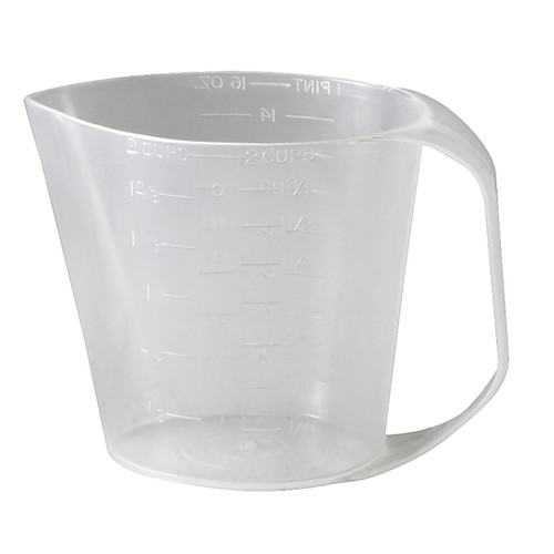 Hutzler One Pint Measuring Pitcher