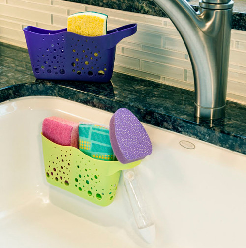 Hutzler Sponge Duo in Sink