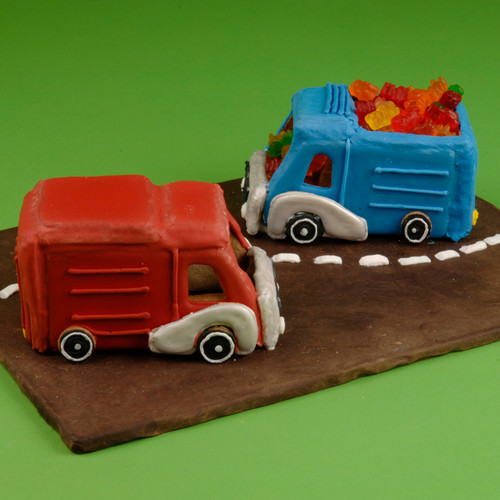 Hutzler Cookie Delivery Truck
