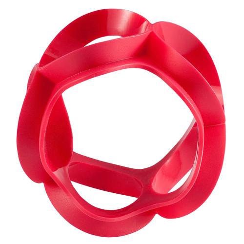 Hutzler Rollin' A Round Cutter, red