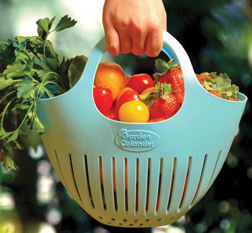 Mini Garden Colander Carry