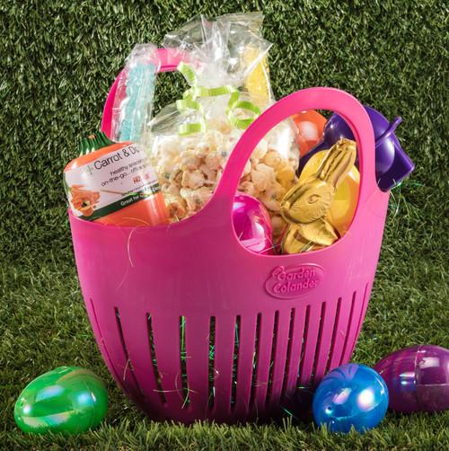 Easter Basket Mini Garden Colander