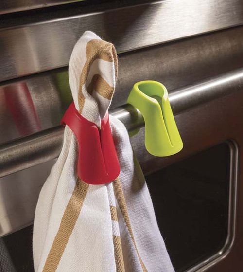 Clip-It Towel Holder with Oven