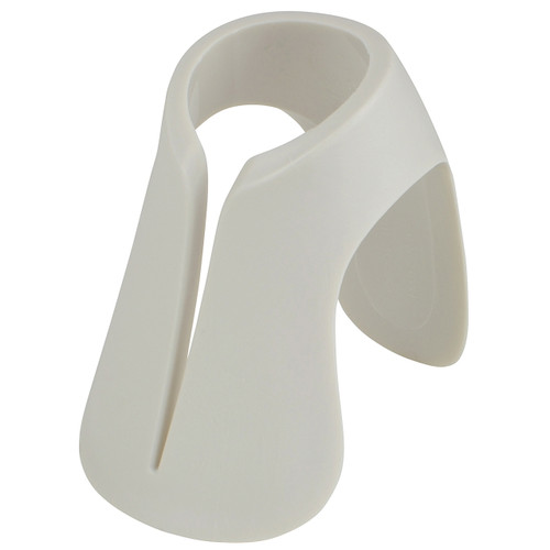Gray Clip-It Towel Holder