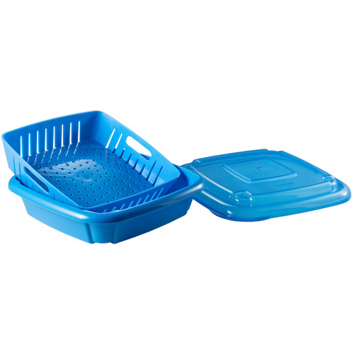Bitty Berry Box, blue