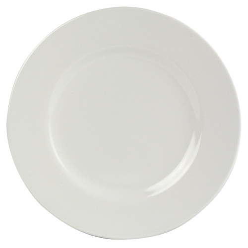 Salad / Dessert Plate, white