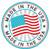 Hutzler Made in the USA logo