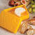 Hutzler Cheese Saver with Brie cheese