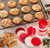 Santa's Kitchen® Cookie Stamps Baked Cookies