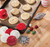 Santa's Kitchen® Cookie Stamps Dough