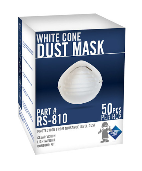 Dust Mask - Box of 50 Face Masks
