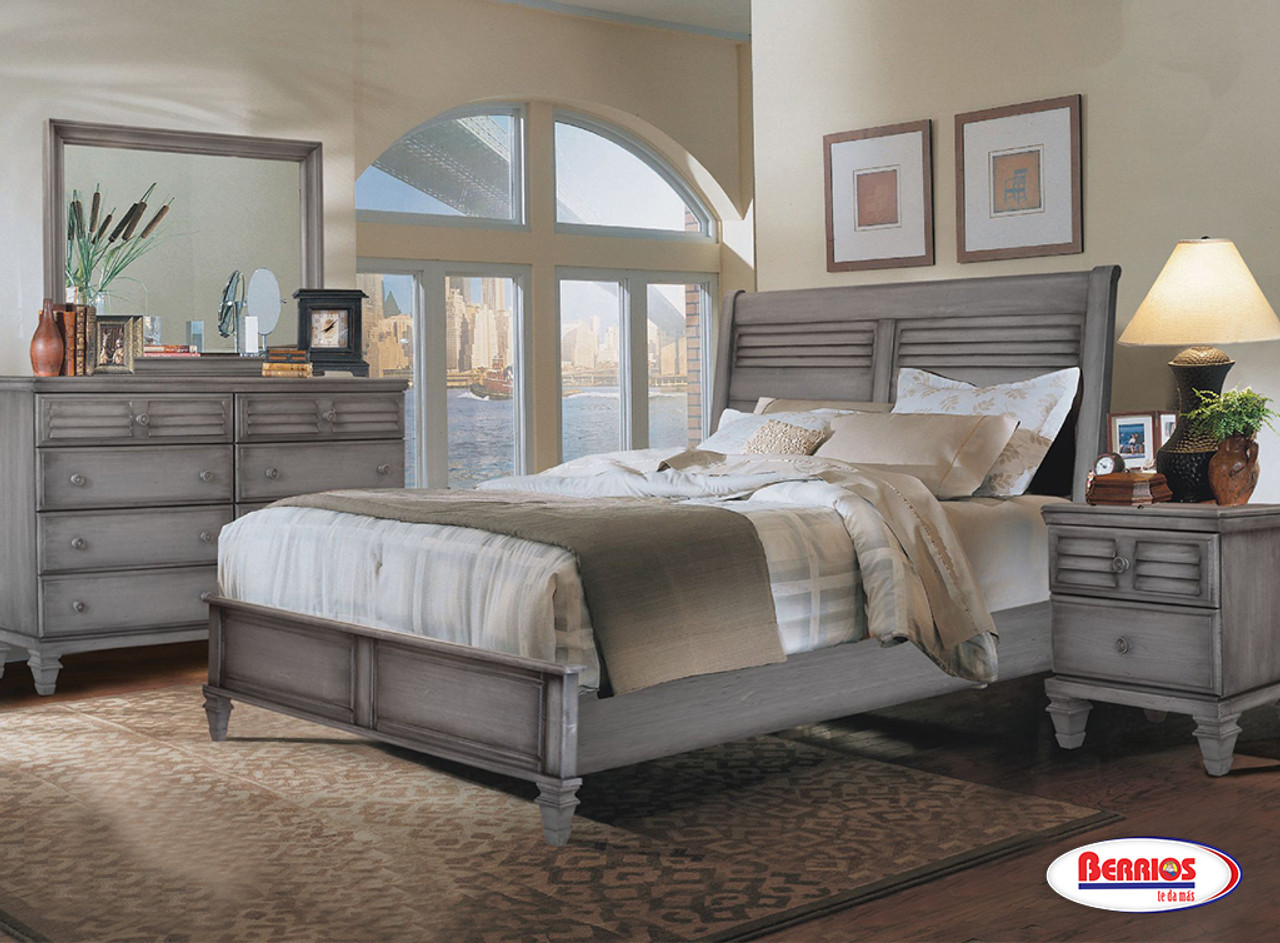 203 Frey Wood Bedroom Set Berrios Gives You More