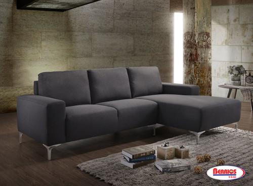 839 Damian Sectional Living Room