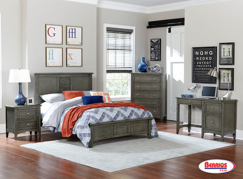2046 Grey Thomas Bedroom