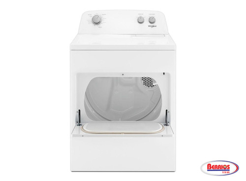 75985 Whirlpool Electric Dryer White 7 cu. ft.