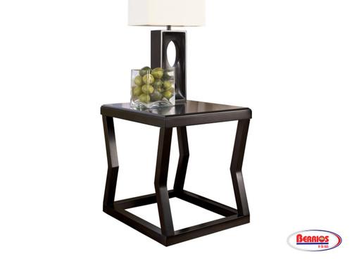 62681 Kelton End Table | Espresso