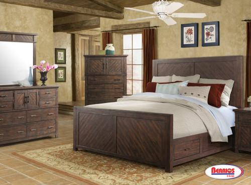 RK100 Jax Bedroom