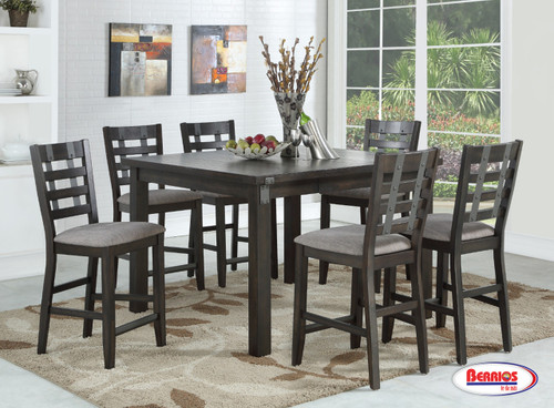 1127 Cocoa Counter Height Dining Collection