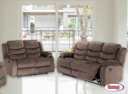 30650 Brown Recliner Living Room
