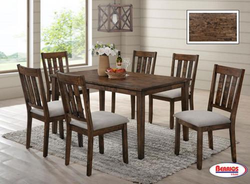 1210 Ekea Light Grey Dining Room