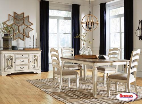 D743 Realyn Dining Room