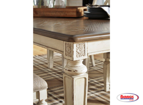 D743 Realyn Dining Room Berrios Gives You More