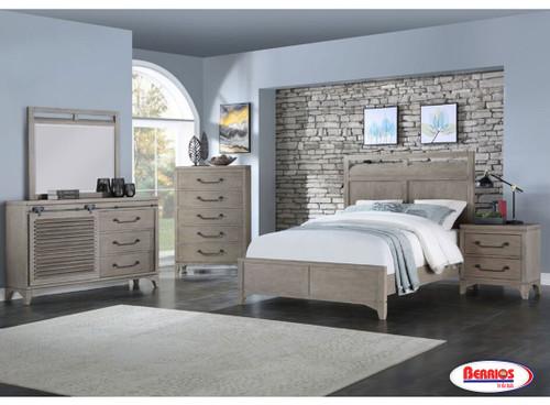 2012 Harborside Light Grey Bedroom