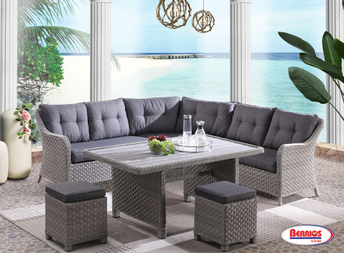 830 Outdoor Sectional