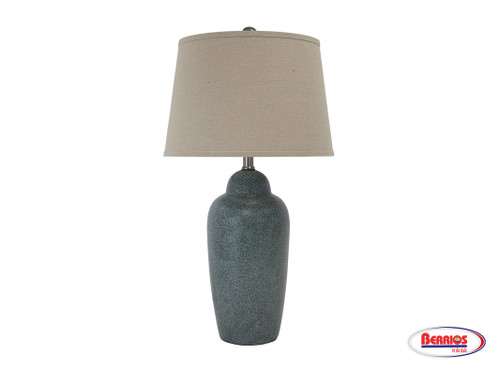 62594 Saher Lamp Ceramic Table
