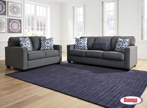 14504 Kiessel Nuvella Steel Living Room