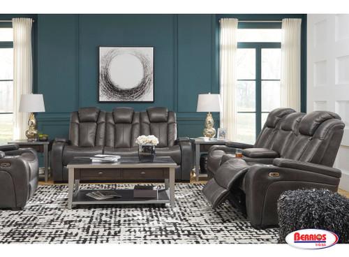 85001 Turbulance Power Recliner Living Room