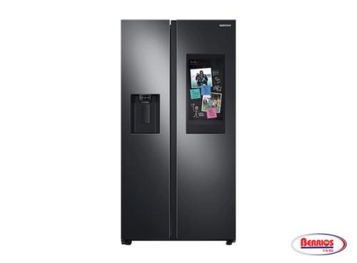 80207 Samsung | SBS | 27 cuft | Family Hub | Black Edition