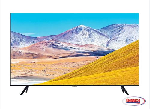 "Samsung 58"" Crystal Smart UHD 4K TV"