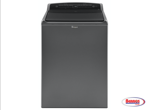 85398 | Whirlpool® 4.8 cu.ft HE Top Load Washer with Built-In Water Faucet, Intuitive Touch Controls