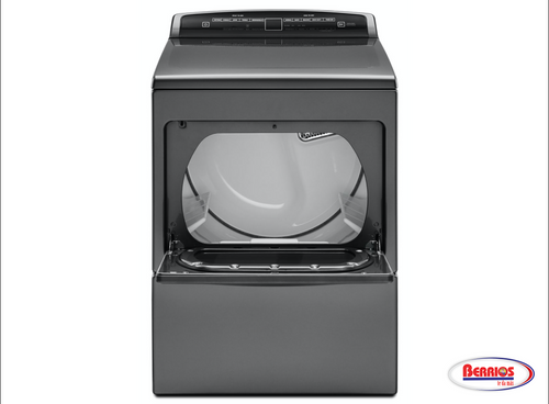 85399   Whirlpool® 7.4 cu.ft Top Load HE Gas Dryer with AccuDry™, Intuitive Touch Controls