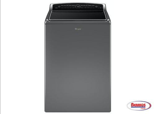 85400 | Whirlpool® 5.3 cu.ft HE Top Load Washer con ColorLast™ , Intuitive Touch Controls