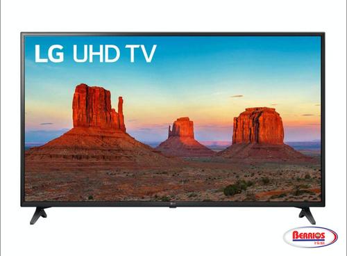 """LG LED 50"""" 4K Ultra HD Smart TV"""