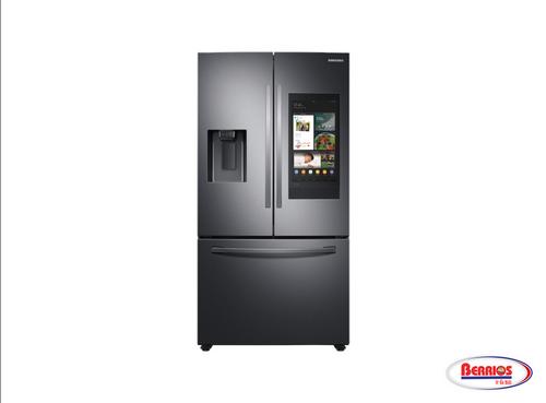 Samsung | Nevera French Door 27' Hub Black Stainless Steel