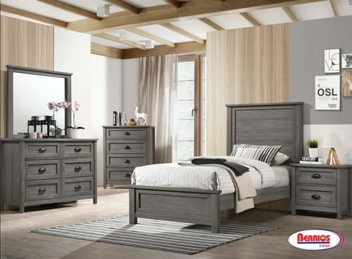 LH178 Grey Youth Bedroom