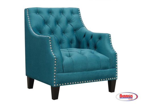 85583 Norway Chair Teal