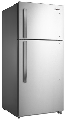 62173 Midea Refrigerator 18.1' - Stainless Steel - Energy Star