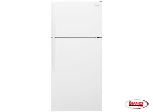 65954 Whirlpool wide Top-Freezer Refrigerator - 14 cu. ft.