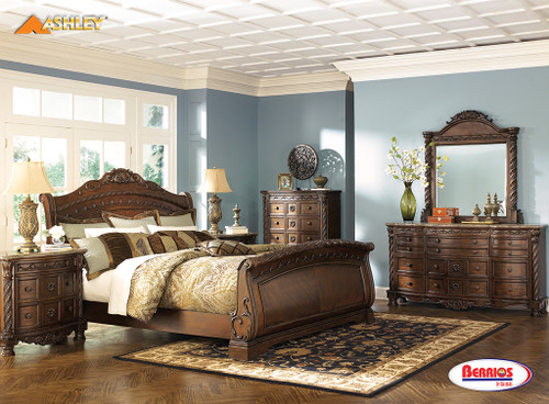 B553 North Shore Bedroom Sets