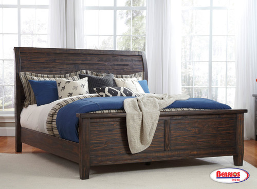 Trudell King Bed
