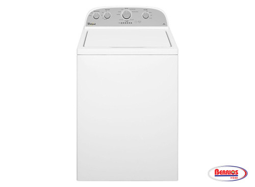 71202 Whirlpool-3.5 cu. ft. High-Efficiency Top Load Washer with Delicates Cycle